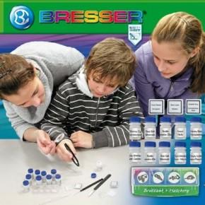 Bresser JUNIOR - Experimentier-Set Mikroskop