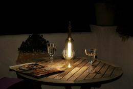 Bottle Light Flaschenlampe für die Beleuchtung von Flaschen