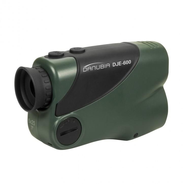 DANUBIA Jagd Entfernungsmesser DJE-600 grün