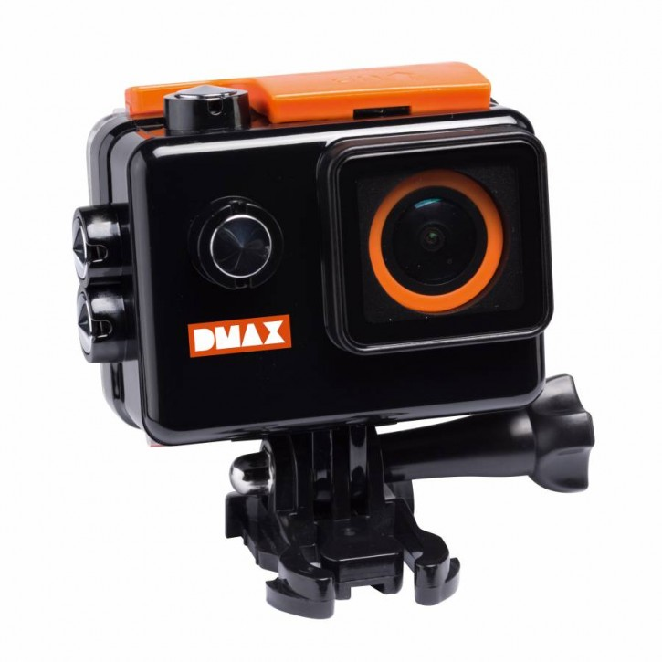 DMAX 4K FHD ACTION CAMERA