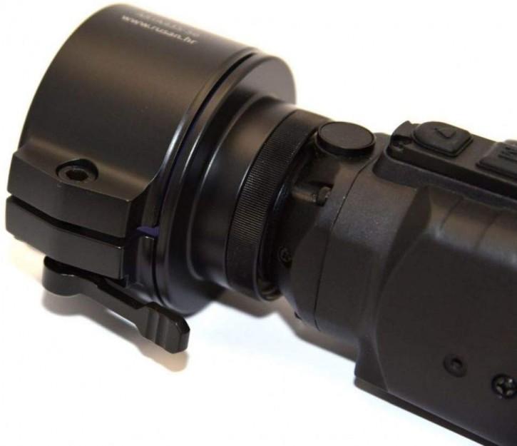 Rusan Adapter Für Nachtsichtgeräte und Zielfernrohre 62 mm