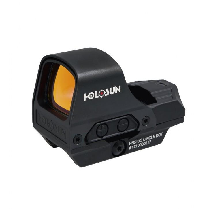Holosun offenes Reflexvisier mit wechselbarem Absehen Zielfernrohr