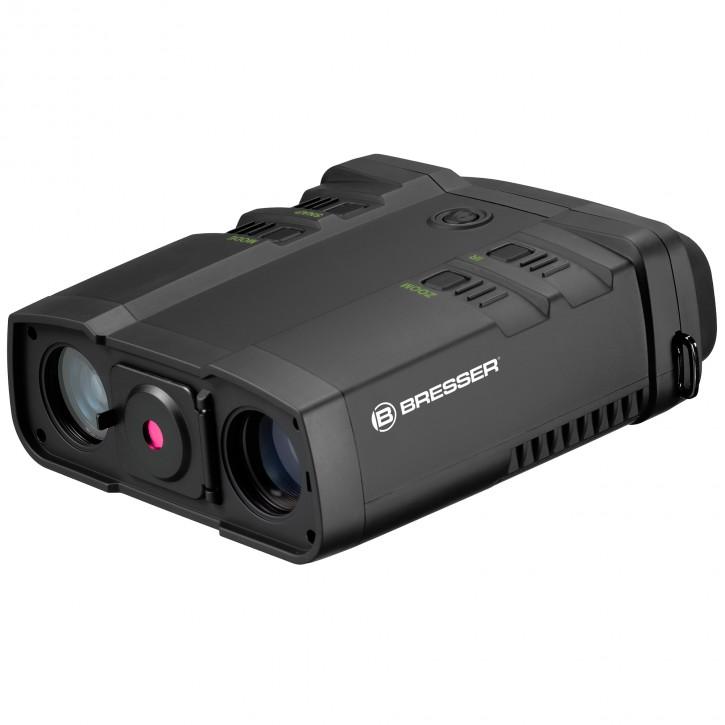 Digitales Nachtsichtgerät mit unsichtbarer 940 nm IR-Beleuchtung, 250 m Reichweite bei Nacht und Full-HD-Sensor sowie Aufnahmefunktion