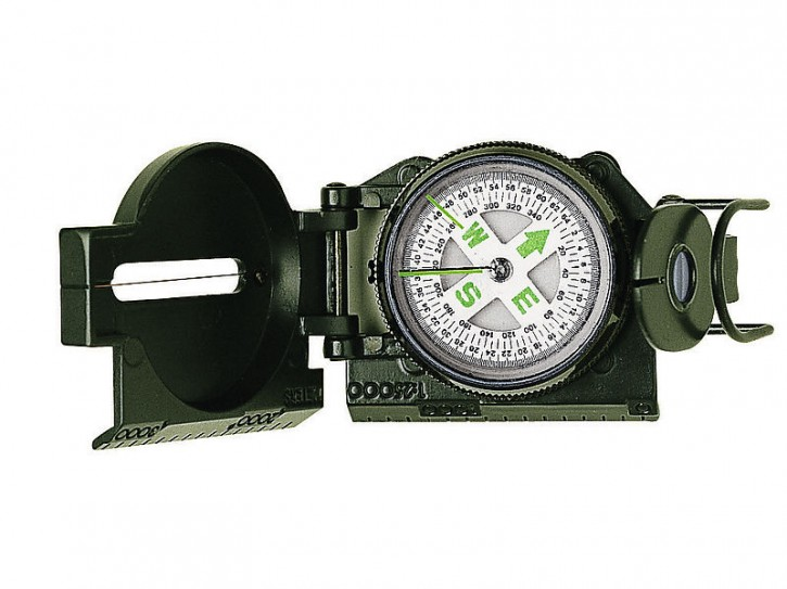 Herbertz Ranger-Kompass, Metallgehäuse
