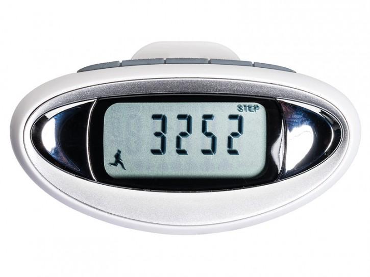 K&R Schrittzähler Body Escort, mit BMI und Körperfettanzeige