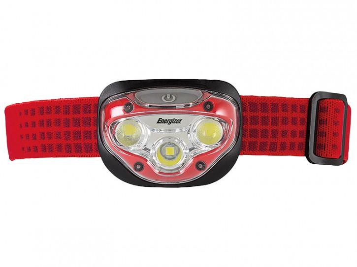 Energizer Headlight, Kopflampe mit 3 LEDs, inkl. 3 Batterien AAA