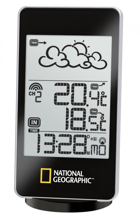 National Geographic Basic Wetterstation