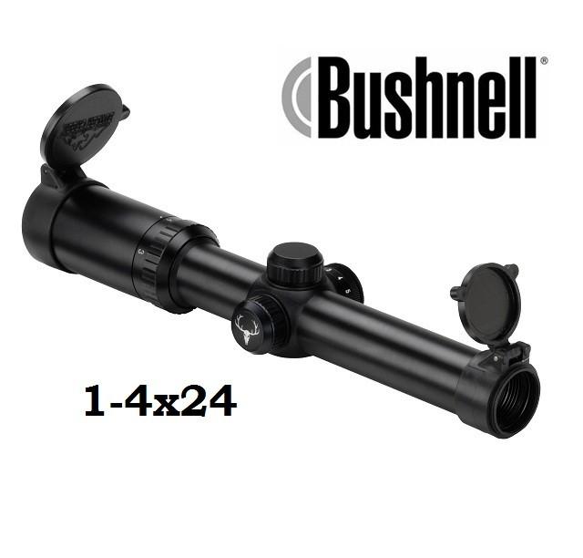 BUSHNELL ZIELFERNROHR TROPHY XLT 1-4×24, 4A ABSEHEN BELEUCHTET – 731424E
