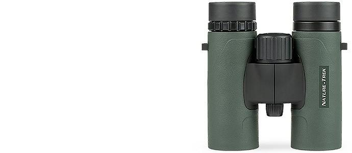 Hawke Nature-Trek 10x32 Binoculars - Green