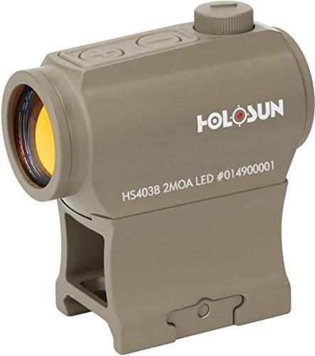 Holosun HS403B Rotpunktvisier-FDE