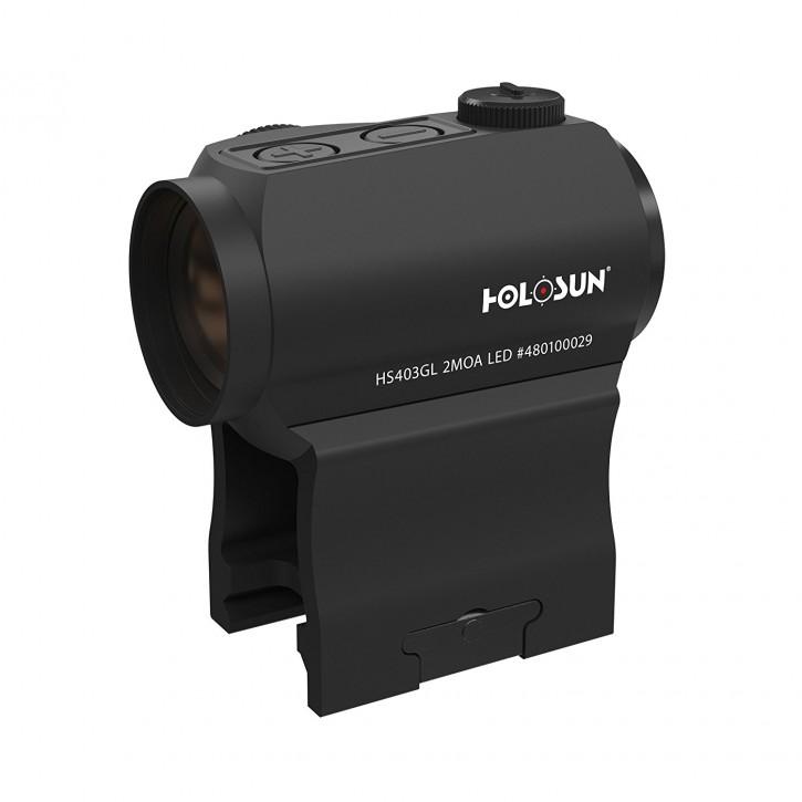 Holosun Rotpunktvisier HS403G mit Punktabsehen Zielfernrohr