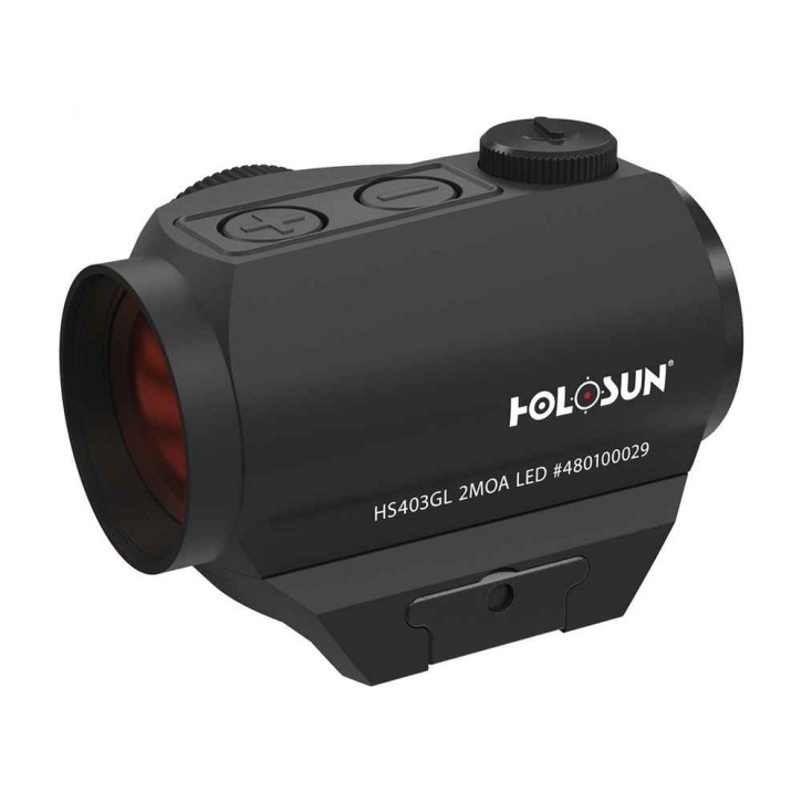 Holosun Rotpunktvisier HS503FL mit wechselbarem Absehen Zielfernrohr