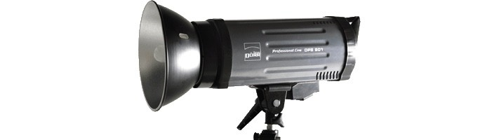 DPS 601 - Professioneller Studioblitz