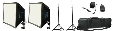 SemiPro 360Ws 2-er Kit C mit Sofboxen
