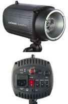 SemiPro 360Ws 2-er Kit D mit Diffusor Ball
