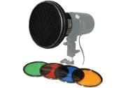 Waben-/ Colorfilter-Set Colorfilter für Effekte