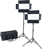 LED Dauerlicht DLP-820 Set