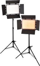 LED Dauerlicht DLP-600 Set
