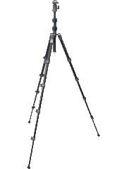 NEST Stativ NT-235K 1370-5BH schwarz