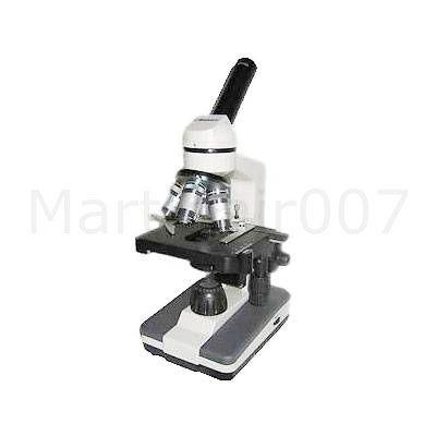 Bresser Erudit DLX Mikroskop 40x-600x