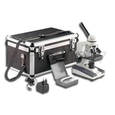 Bresser Erudit MO 20-1536x mit Alu Koffer und PC Kamera
