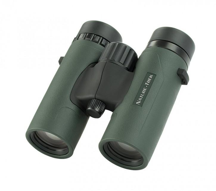 Hawke Nature-Trek 8x32 Binoculars - Green