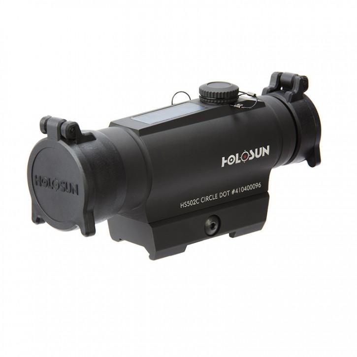 Holosun Rotpunktvisier HS502C-U mit wechselbarem Absehen Zielfernrohr