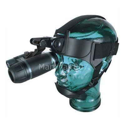 Yukon NVMT-4 Nachtsichtgerät mit Kopfhalterung 1x24