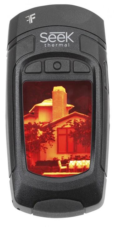 Seek Reveal XR FF Wärmebildkamera 30Hz Schwarz