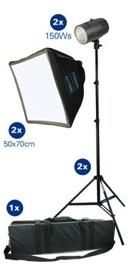 Studioblitzgeräte der Smart Light, Semi Pro & Eco Line Serie