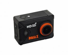 DMAX 1080P FHD WIFI ACTION CAMERA