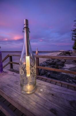 BottlelightStableuchte warmweiss LED